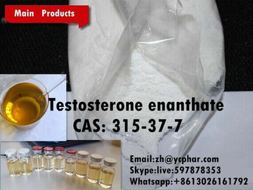 Çin Pure Testosterone Enanthate Testoviron Injection Test Raw Steroids Powder Source Tedarikçi
