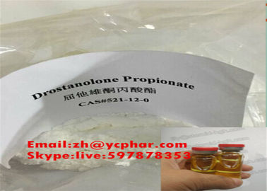 Çin Masteron Powder Anabolic Steroid Drostanolone Propionate For Strength Retain Distribütör