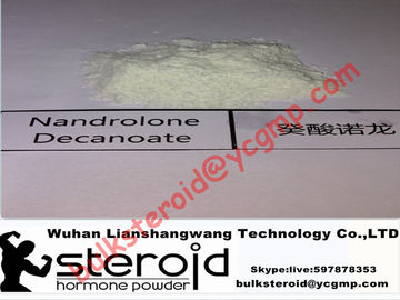 Çin 99% Purity Bodybuilding Steroid Nandrolone Cypionate Powder 601-63-8 Distribütör