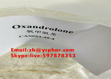 Çin Anavar Muscle Fitness Supplements Steroids Oxandrolone For Bodybuilding 53-39-4 Fabrika