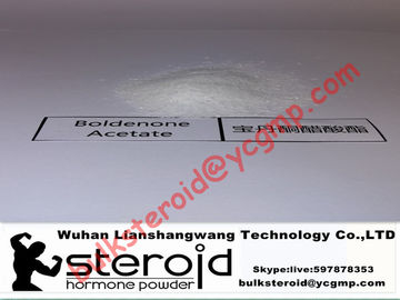 iyi kalite ham steroid tozlar & Boldenone Acetate Injectable Steroids CAS 2363-59-9 For Cutting Cycle Satılık