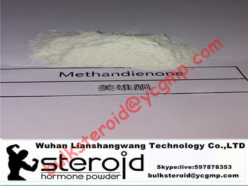 Çin Dianabol Dbol Oral Anabolic Steroids Methandienone Methandrostenolone For Muscle Growth 72-63-9 Distribütör