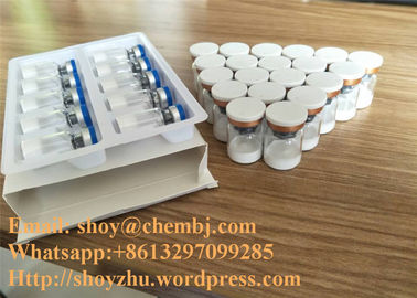 Çin Growth Hormone Peptides TB500 Thymosin Beta-4 Lyophilized Powder For Mass Muscle Fabrika