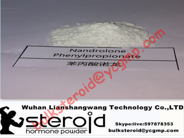 Çin Injectable Nandrolone Phenylpropionate DECA Durabolin NPP Steroids Raws Powder Distribütör