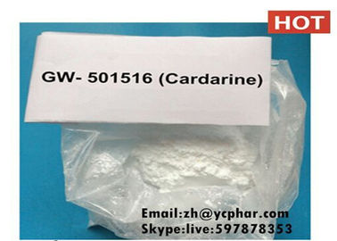 Çin GW-501516 Cardarine SARM Steroid Bodybuilding MK2866 Lean Mass Workout Cycle Distribütör